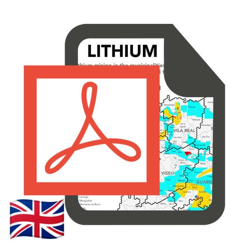 PDF Lithium Mining in Northern and Central Portugal, Municipalities and Districts, revision 29